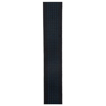 "Cypher Tubular Webbing 2""X150' Black"