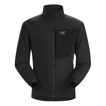 Arc'teryx Mens Proton LT Jacket Black