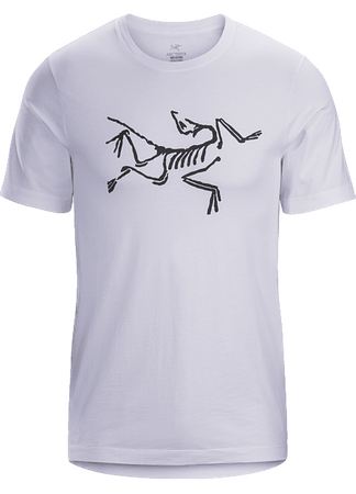 Arc'teryx Mens Archaeopteryx T-Shirt Short Sleeve White