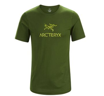 Arc'teryx Mens ArcWord T-Shirt Short Sleeve Bushwhack (close out)
