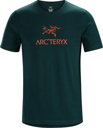 Arc'teryx Mens ArcWord T-Shirt Short Sleeve Labyrinth