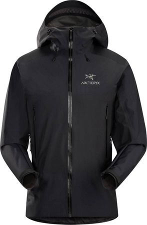 Arc'teryx Mens Beta SL Hybrid Jacket Black (Close Out)