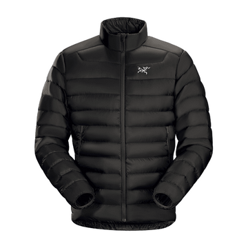 Arc'teryx Mens Cerium LT Jacket Black