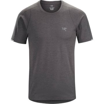 Arc'teryx Mens Cormac Crew Short Sleeve Pilot