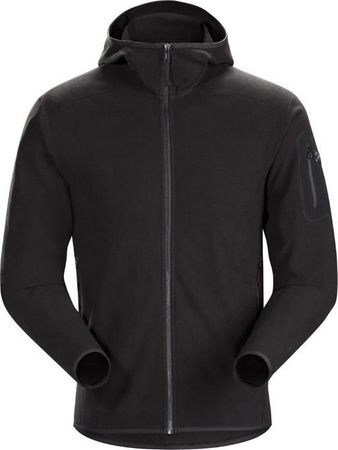 Arc'teryx Mens Delta LT Hoody Black (Close Out)