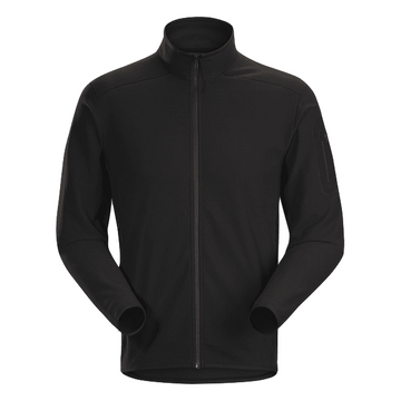 Arc'teryx Mens Delta LT Jacket Black