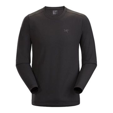 Arc'teryx Mens Remige Long Sleeve Black Heather