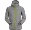 Arc'teryx Mens Squamish Hoody Cryptochrome