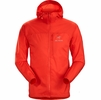 Arc'teryx Mens Squamish Hoody Hyperspace