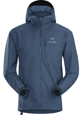 Arc'teryx Mens Squamish Hoody Neurostorm