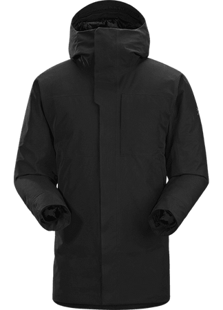 Arc'teryx Mens Therme Parka Black