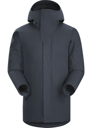 Arc'teryx Mens Therme Parka Nighthawk