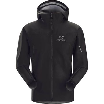 Arc'teryx Mens Zeta LT Jacket Black (close out)