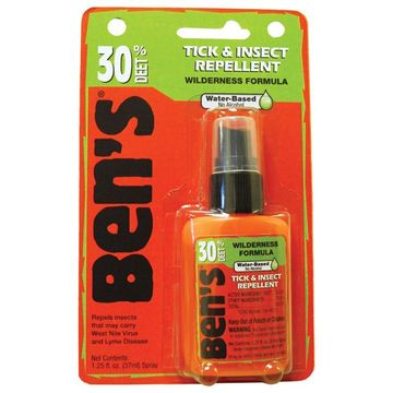 Ben's 30% Deet Insect Repellent 1.25oz Pump