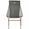 Big Agnes Big Six Camp Chair Asphalt/ Gray