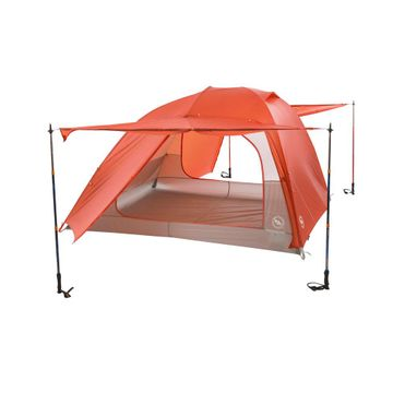 Big Agnes Copper Spur HV UL4 Tent Orange (Spring 2021)