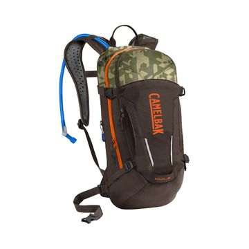 CamelBak M.U.L.E. 100oz Brown Seal/Camelflage
