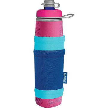 CamelBak Peak Fitness Chill 25oz Essentials Pocket Pink/ Blue