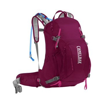 CamelBak Womens Sundowner LR 22 100oz Beet Red/Pink