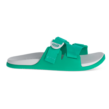 Chaco Womens Chillos Slide Teal