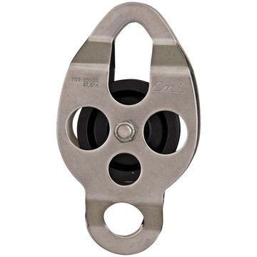 "CMI Double Ended 2 3/8"" Pulley"