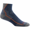 Darn Tough Hiker 1/4 Sock Cushion Denim