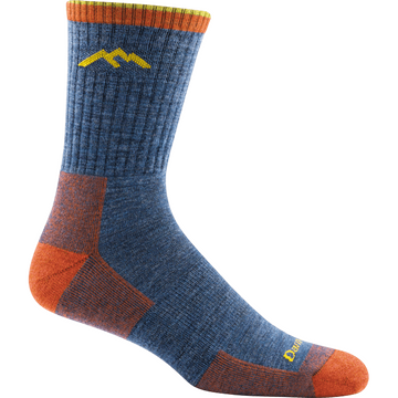 Darn Tough Hiker Micro Crew Sock Cushion Denim