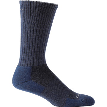Darn Tough The Standard Mid Calf Light Cushion Navy
