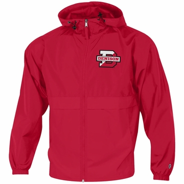Denison Champion Light Weight Full Zip Jacket Classic Red