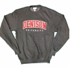 Denison Champion Powerblend Fleece Crew Granite