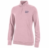 Denison Champion Womens University Lounge 1/4 Zip Feather Pink
