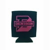 Denison Collapsible Beverage Holder Koozie Black
