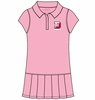 Denison Garb Caroline Infant/ Toddler Performance Polo Dress Light Pink