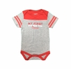 Denison Garb Infant Onesie First Denison Tee Grey
