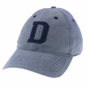 Denison Legacy Navy Oxford Navy Cap