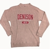 Denison Lyla Loop Woolies Fleece Crew Pink