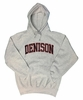 Denison MV Pro-Weave Embroidered Hoodie Grey