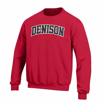 Denison MV ProWeave Crew Red