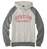 Denison MV Reed Heather Pullover Granite/ Oatmeal