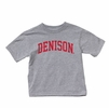 Denison MV Toddler Cotton Tee Gray