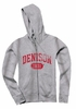 Denison MV Womens Classic Full Zip Gray