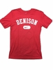 Denison Nike All Purpose Cotton Tee University Red