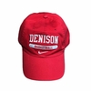 Denison Nike Campus Sports Hat Basketball University Red