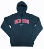 Denison Nike Club Fleece Pullover Hoody Anthracite