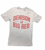Denison Nike D Big Red Dark Heather