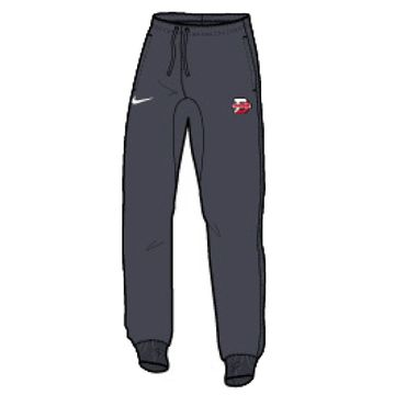 Denison Nike Fleece Jogger Pant Anthracite
