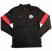 Denison Nike Sideline Coach HZ Top Black/ Red