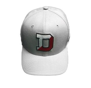 Denison Nike Stretch Fit Hat Pewter