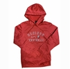 Denison Nike Therma Pullover Football Hoodie Red