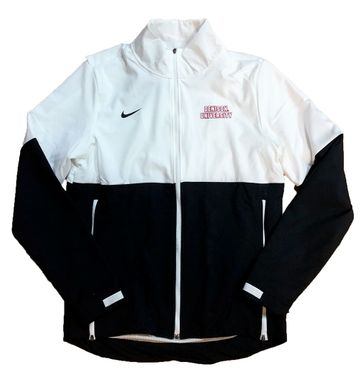 Denison Nike Woven Travel Jacket Black/ White